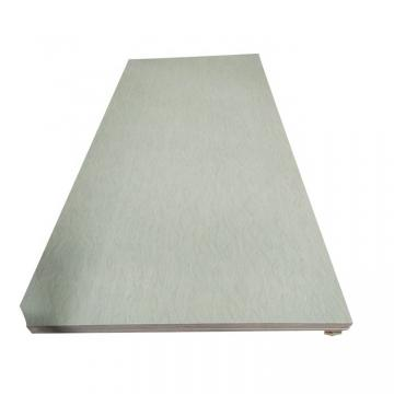 Linyi Factory MDF White Melamine MDF White MDF Board for Saudi Arabia/Brazil/Shoe Cabinet