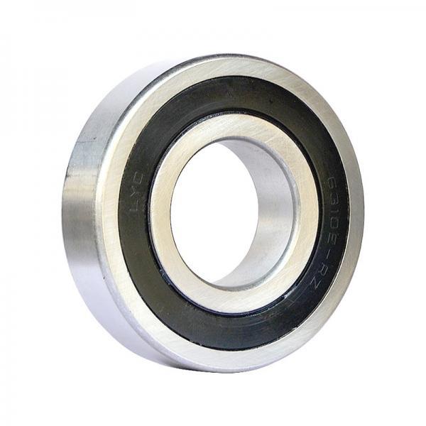 NSK 6876M  Single Row Ball Bearings #1 image