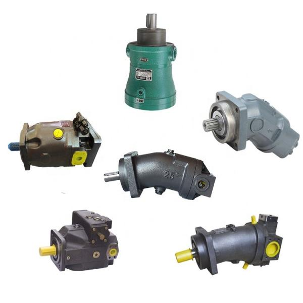 NACHI IPH-25B-3.5-40-11 IPH Double Gear Pump #2 image