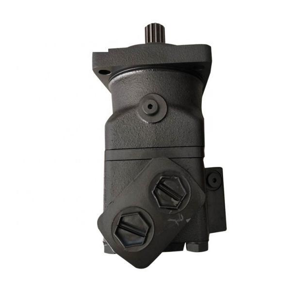 NACHI IPH-66B-100-125-11 IPH Double Gear Pump #3 image
