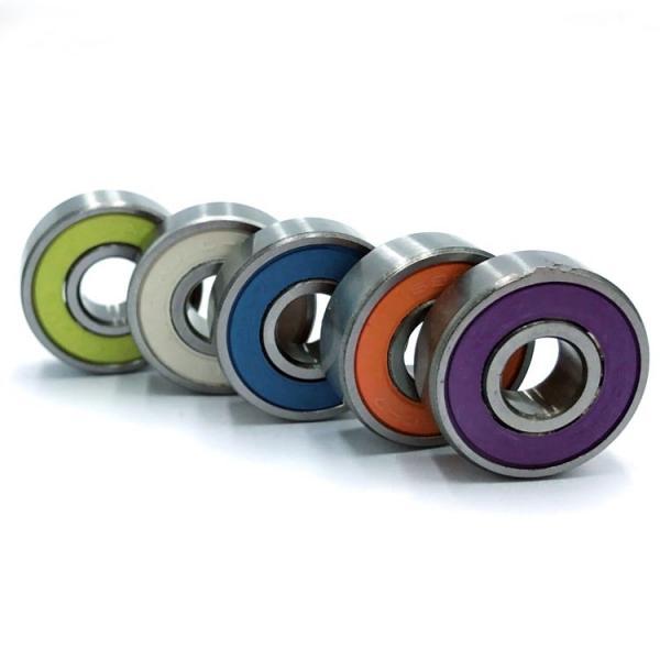NSK 6206DU  Single Row Ball Bearings #2 image