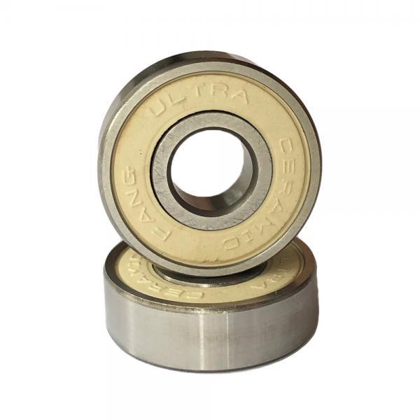 NSK 6206DU  Single Row Ball Bearings #1 image