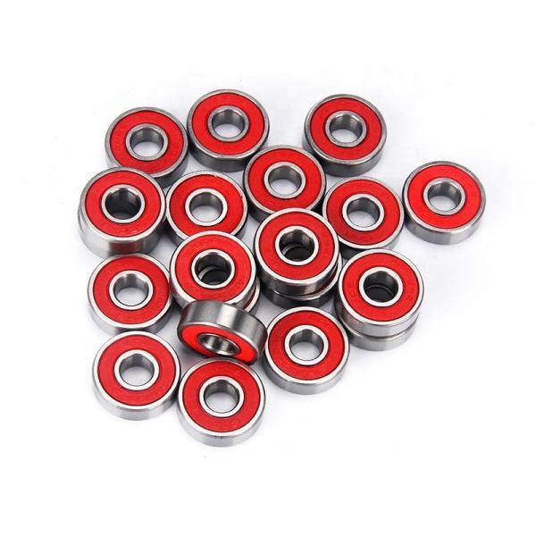 FAG NU208-E-M1-C3  Cylindrical Roller Bearings #3 image