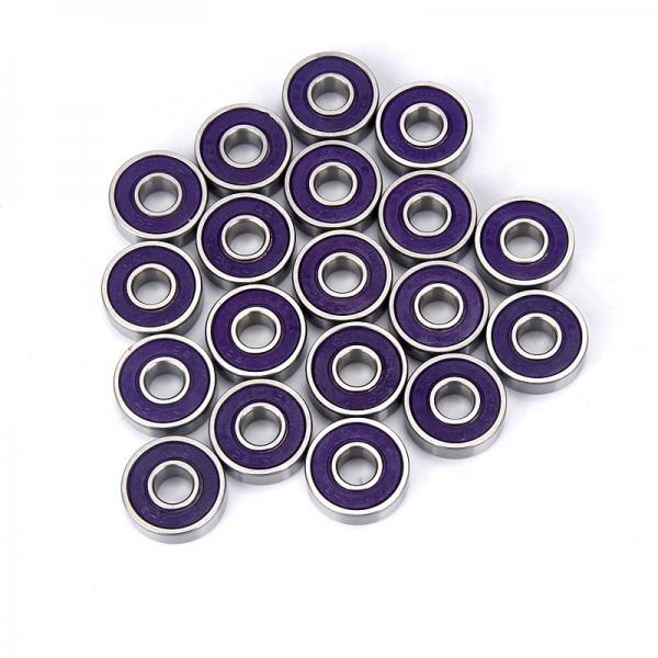 NSK 6876M  Single Row Ball Bearings #2 image